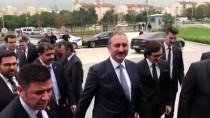 ANADOLU ADALET SARAYI - Adalet Bakanı Gül'den Başsavcı Uçar'a Ziyaret