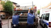 KORKULUK - Adana'da Hırsızlık İddiası