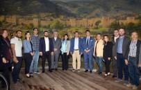 TÜRK MÜHENDIS VE MIMAR ODALARı BIRLIĞI - Akademik Odalardan Osmangazi'nin Projelerine Övgü