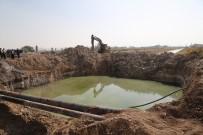 YENİ KÖPRÜ - Aksaray Belediyesi Yeni Hastane Bölgesine Köprü Yapıyor