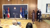 AVUSTURYA - Avusturya'dan Sırbistan'ın AB Üyelik Sürecine Destek