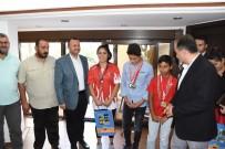 KIRKPINAR GÜREŞLERİ - Başarılı Sporcular Ödüllendirildi