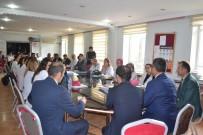 SOSYAL BELEDİYECİLİK - Başkan Asya'dan, Muş Mesleki Ve Teknik Anadolu Lisesi'ne Ziyaret