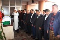 TÜRK METAL SENDIKASı - Başkan Demirtaş'ın Amcası Dualarla Son Yolculuğuna Uğurlandı