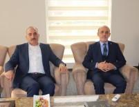 FEVZI KıLıÇ - Başkan  Kılıç'tan, Başkan Öztürk'e Ziyaret