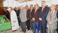 EMEKLİ İMAM - Başkan Şahin, Kaşıkçı'nın Cenazesine Katıldı