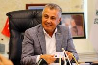 MANAVGAT ŞELALESİ - Başkan Sözen, Manavgat Kartı Tanıttı