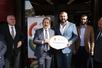 ALİ HAMZA PEHLİVAN - Bayburt'ta İşletmelere 'Örnek Esnaf' Belgesi Verildi