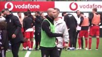 OĞUZHAN ÖZYAKUP - Beşiktaş'ta Göztepe Maçı Hazırlıkları