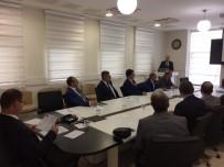 ERDEMIR - Bitlis İl İstihdam Ve Mesleki Eğitim Kurulu Toplantısı Yapıldı