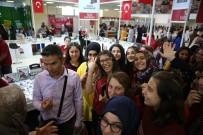 SERDAR TUNCER - Büyükşehir Belediyesi'nin Düzenlediği Kayseri Kitap Fuarı Geçen Yılki Rekoru Kırdı