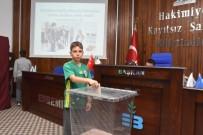 ÇOCUK MECLİSİ - Çocuk Meclisi Sportif Alanlar İstedi