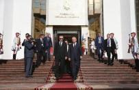 MOLDOVA - Cumhurbaşkanı Erdoğan, Moldova Cumhurbaşkanlığı Binası'nın Açılış Törenine Katıldı