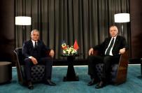 MOLDOVA - Cumhurbaşkanı Erdoğan, Moldova Demokrat Parti Genel Başkanı İle Görüştü