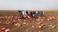 Diyarbakır'da Trafik Kazası Açıklaması 1'İ Ağır 2 Yaralı