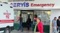 MUSTAFA YıLDıZ - Elazığ'da Sağlık Çalışanlarına Sözlü Ve Fiziksel Saldırı İddiası