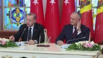 PARLAMENTO - Erdoğan-Dodon Ortak Basın Toplantısı