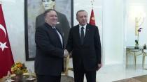 İBRAHİM KALIN - Erdoğan-Pompeo Görüşmesi Başladı