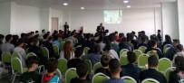 SEMPATIK - Erzurum Bilim Teknik Koleji Öğrencilerini Yazarlarla Buluşturuyor