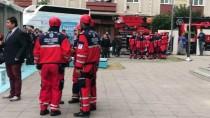 YANGIN TATBİKATI - Esenler'de Deprem Tatbikatı