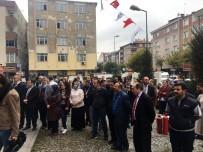 İTFAİYE MERDİVENİ - Esenler 'De Gerçeğini Aratmayan Deprem Tatbikatı