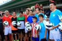 SITKI KOÇMAN ÜNİVERSİTESİ - 'Futbolun Efsaneleri' Muğla'da