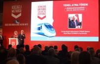 HÜSEYIN AKSOY - Gebze-Darıca Metrosunun Temeli 20 Ekim'de Atılıyor