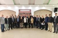 Giresun Üniversitesi Ve Ordu Üniversitesi Tarafından Kalite Kurullarının Çalışmaları Değerlendirildi