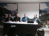 HİZMET BEDELİ - Hakkari HATSO'da Mikro Kredi Toplantısı Yapıldı