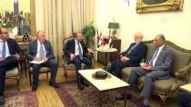 SINIR KAPISI - Irak Ve Lübnan Dışişleri Bakanlarından 'Kaşıkçı Yorumu'