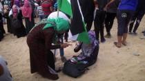SÜRGÜN - İsrail Kurşunları Filistinlileri Yıldırmıyor