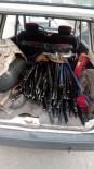 Kablo Hırsızlarına Tutuklama