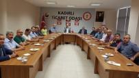 ALIM GÜCÜ - Kadirli'de Enflasyonla Mücadele Programına Destek