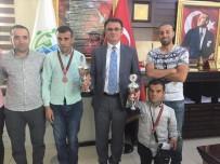 BALCı - Kayapınar Engelliler Spor Kulübü Türkiye 3'Ncüsü Oldu