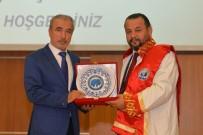 MEHMET NACİ BOSTANCI - KMÜ'de Yeni Eğitim-Öğretim Yılı Düzenlenen Törenle Başladı