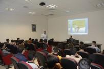 İŞ GÜVENLİĞİ UZMANI - Körfez Belediyesi'nde Çalışan Stajyerlere İş Güvenliği Eğimi Verildi