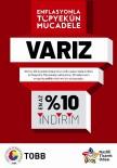 DÖVIZ KURU - NTO'dan Enflasyonla Mücadele Kampanyasına Destek