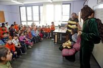 TİYATRO OYUNU - 'Okulda Oyun Var' Etkinliği Konak'ta Kaldığı Yerden Devam