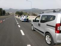 KISA MESAFE - Osmaneli'nde Trafik Uygulaması
