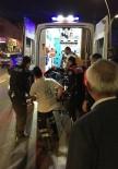 POLİS MEMURU - Polis Memuru Kontrol Ettiği Aracın Sürücüsü Tarafından Sürüklendi