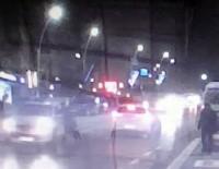 POLİS MEMURU - Polis Memurunu Araçla 50 Metre Sürükledi