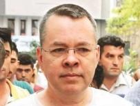 EV HAPSİ - Rahip Brunson'un avukatı mahkemeye başvurdu