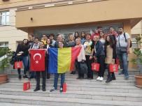KARDEŞ OKUL - Romanya'dan Balıkesir'e Misafirler Geldi