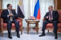 NÜKLEER ENERJI - Rusya, Mısır'a Nükleer Santral İnşa Edecek
