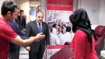 KEMİK İLİĞİ - Sanayi Ve Teknoloji Bakanı Varank'tan İlik Donörlüğüne Destek