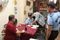 GÜRÜLTÜ KİRLİLİĞİ - Şanlıurfa'da Eğlence Mekanları Denetlendi