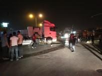 MUSTAFA DEMIR - Şanlıurfa'da Feci Kaza