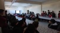 UYUŞTURUCUYLA MÜCADELE - Sarıgöllü Öğrencilere Uyuşturucunun Zararları Anlatıldı