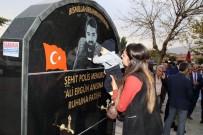 POLİS MEMURU - Şehit Eşi İçin Yaptırdığı Çeşme Dualarla Açıldı