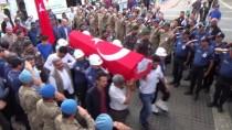 FATİH MEHMET ERKOÇ - Şehit Özel Harekat Polisi Son Yolculuğuna Uğurlandı
